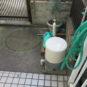 敷地内井戸
